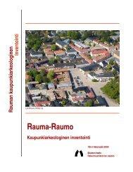 Rauma-Raumo (11.0 MB) - Museovirasto