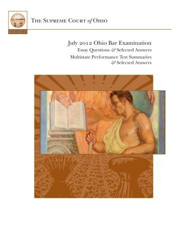 july 2009 ny bar exam essay predictions After my llm in new york, i took the bar and  california essay exam practice workbook  publisher: barbri, 2017 (for july 2017 & february 2018 bar exam review .