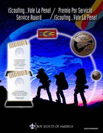 ENGLISH/SPANISH - Boy Scouts of America