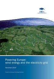 Powering Europe - The European Wind Energy Association