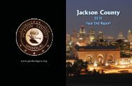 2010 year end review - Jackson County - JacksonGov.org