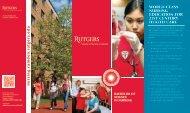 School of Nursing - Rutgers University-Camden