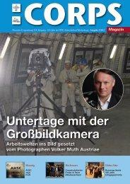 Untertage mit der Großbildkamera - Volker Muth
