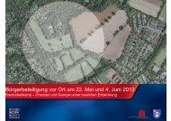 Bredenbekkamp am 22. Mai und 4. Juni 2012 - Hamburg