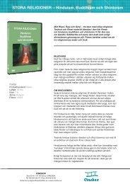 STORA RELIGIONER – Hinduism, Buddhism och Shintoism - SLI.se