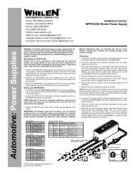 13373-wppsc692-strobe-power-supply-whelen-engineering Whelen Power Supply Wiring Diagram on whelen justice wiring-diagram, whelen lightbar diagram, whelen edge 9000 installation, vw coil wiring diagram, whelen liberty wiring-diagram, whelen edge 9m diagram, whelen control box, lighted 12v switch diagram, speaker construction diagram, federal signal wiring diagram, whelen edge 9004 wiring-diagram, field wiring diagram, whelen wiring schematics, whelen strobe wiring, whelen 295hfsa1, whelen 295hf, whelen edge 9000 wiring manual, whelen siren wiring-diagram, coil on plug wiring diagram, mercury switch box wiring diagram,