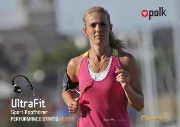 Polk Audio - UltraFit Sport Headphones - audio network Distribution ...
