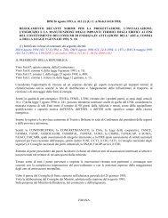 D.P.R. 412/93 - Provincia di Teramo