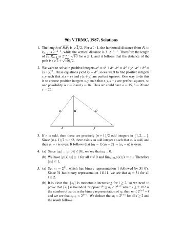 Virginia Tech Regional Mathematics Contest-solution.pdf