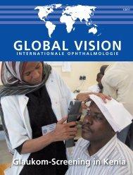 Global Vision 1/2011 - Christoffel-Blindenmission