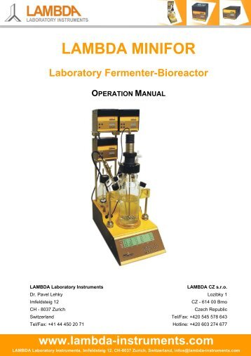 Microjet Cryo-Trap Operation Manual - Frontier Laboratories