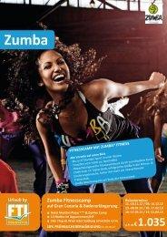 Zumba Fitnesscamp auf Gran Canaria & Badeverlängerung