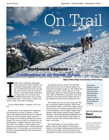 Confessions of an Alpine Junkie - Washington Trails Association