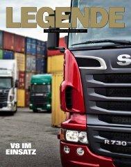 Legende 2011 - V8 im Einsatz