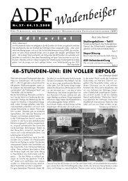 Wadenbeißer Nr. 27 vom 04.12.2000 [PDF] - ADF ...