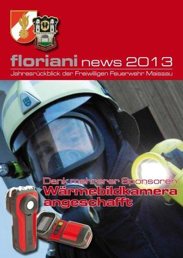 floriani news 2013 - FF Maissau