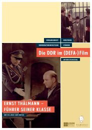 Unterrichtsmaterial Ernst Thälmann – Führer seiner Klasse