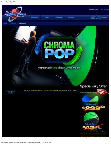 Chroma Pop :: Digital Juice