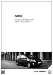 PDF Preisliste - Renault