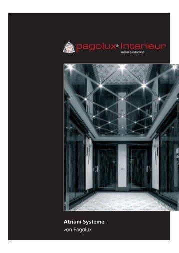 Katalog gesamt - Pagolux Interieur GmbH