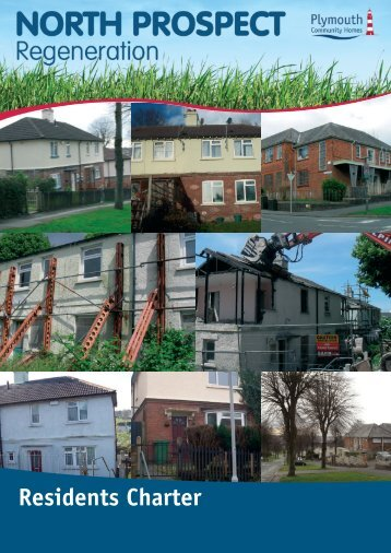 North Prospect Residents Charter - Plymouth Community Homes