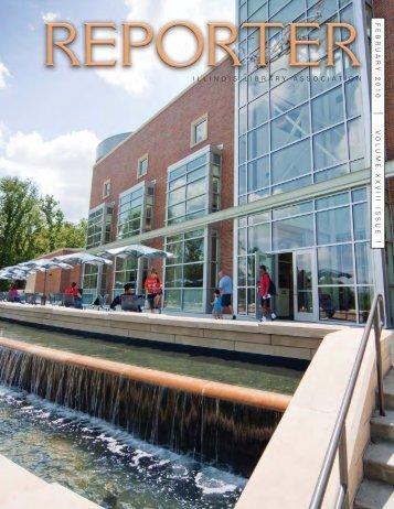 Reporter - Illinois Library Association