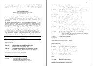 Mo., 15.30-16.30 Uhr, SB II 05 - Institut für Politikwissenschaft ...