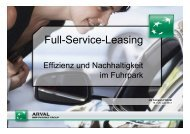 Full-Service-Leasing - Arval