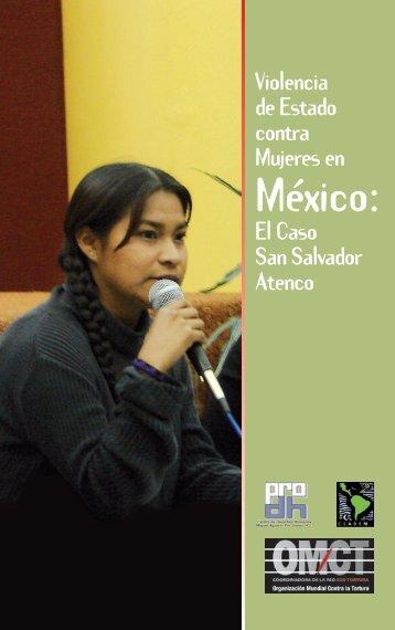 Violencia de Estado contra mujeres privadas de libertad en México