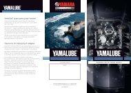Yamalube Marine - PDF - Yamaha Motor Europe