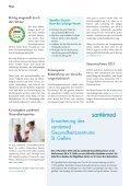 Die Kundenzeitschrift von SWICA, November 2013 - Seite 2