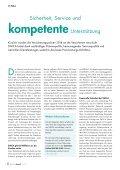 Die Kundenzeitschrift von SWICA, November 2013 - Seite 4