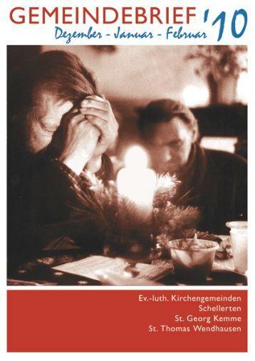 Gemeindebrief Dezember 2010 - Februar 2011 - Kirchenregion ...