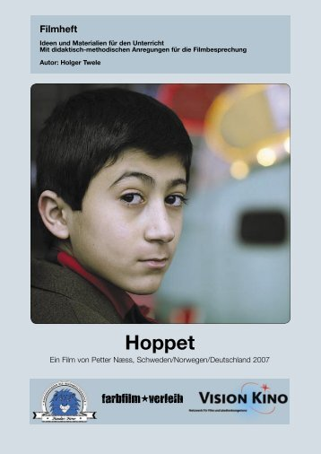 Filmheft Hoppet.indd - Vision Kino