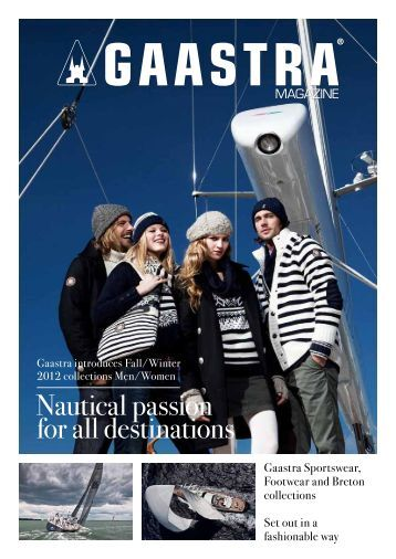 Nautical passion for all destinations