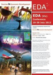 Brochure - Destination Melbourne