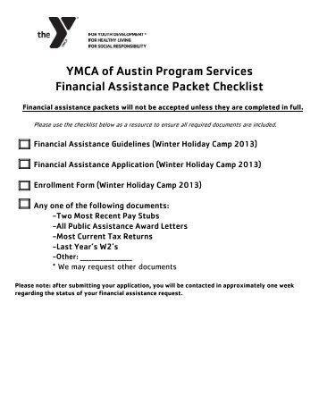 something for everyone our membership benefits - YMCA of Austin