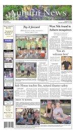 September 08, 2012 - Stonebridge Press and Villager Newspapers