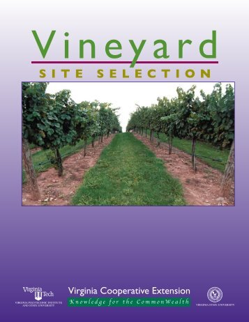 PDF (2 MB) - Virginia Cooperative Extension - Virginia Tech