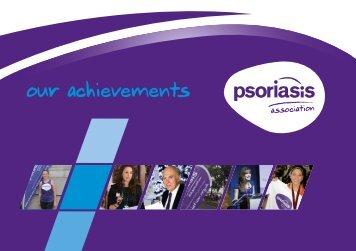 Our Achievements 2012 - The Psoriasis Association