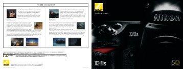 Nikon brochure.