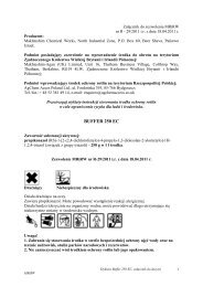 Buffer 250 EC - ochronasadu.pl