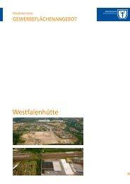 Westfalenhütte - Wirtschaftsförderung Dortmund