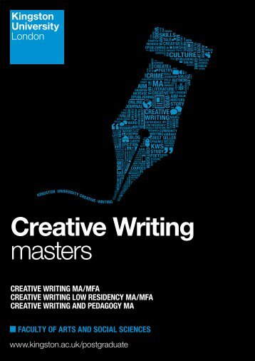 Creative writing and practice-based PhD