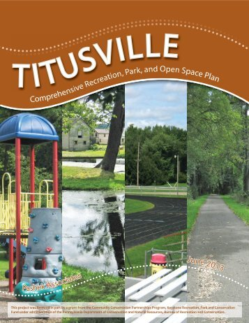 2013 RECREATION, PARK, and OPEN SPACE ... - Titusville City Hall
