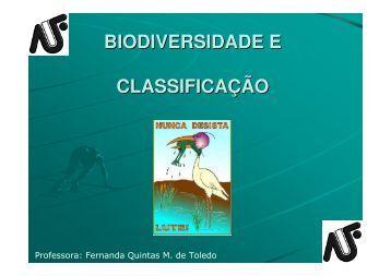classificações - Colégio Alexander Fleming