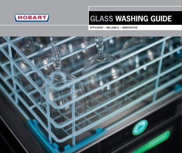 GLASS WASHING GUIDE - Hotex