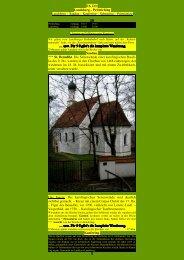Landsberg - Kunstwanderungen