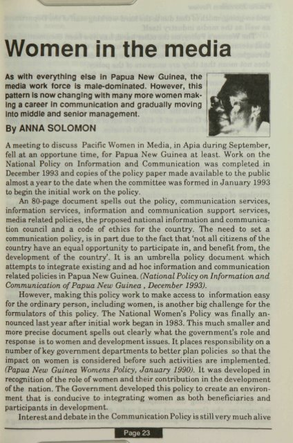 pjr1(1) womenmedia solomon pp23-29 pdf - Pacific Journalism