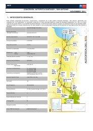 mop concesión autopista santiago – san antonio noviembre 2011
